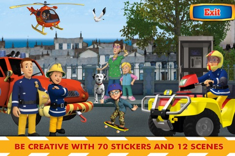 Fireman Sam - Junior Cadet screenshot 2