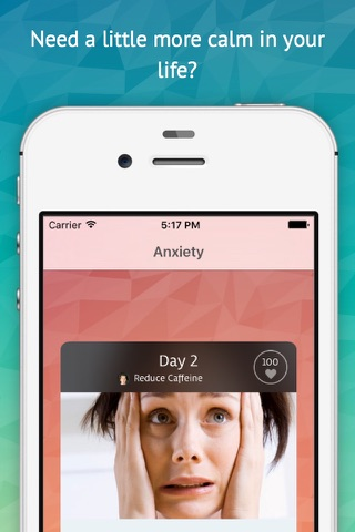 Stop Anxiety Now: meditation & simple guided mindfulness to sleep, relax, breathe screenshot 1