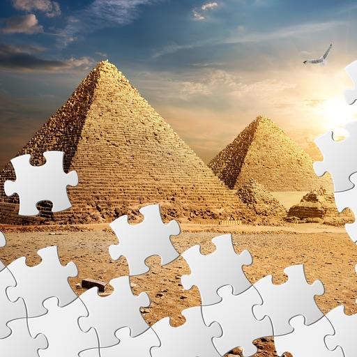 ジグソーパズル - 世界遺産
