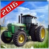 Off-Road Farm Simulator 2016 : Extreme Tractor Off-Road Hilly Driving Simulator Free 3D