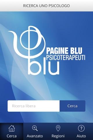 Pagine Blu screenshot 1