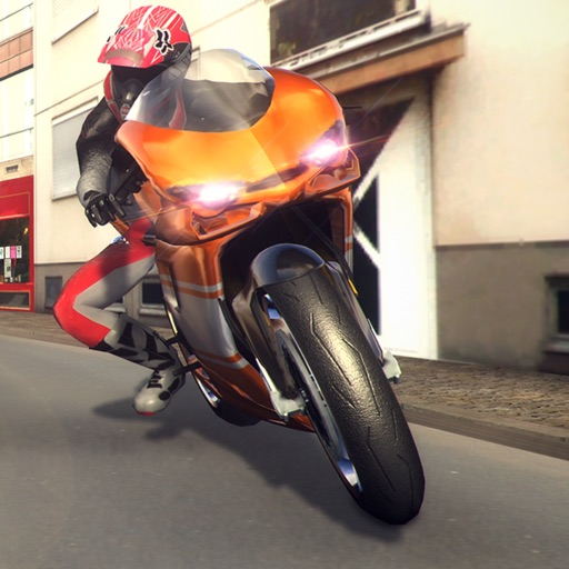 Country Moto Bike Racing - Checkpoint Rally Trial FREE iOS App