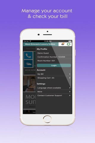 Moni Emvasis Luxury Suites screenshot 1