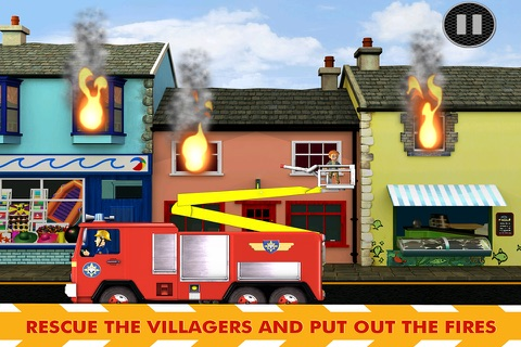 Fireman Sam - Fire & Rescue screenshot 3
