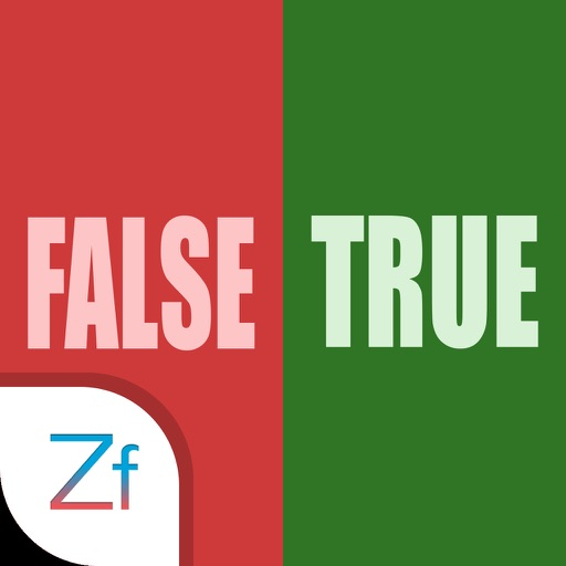 Flashloft's True or false iOS App