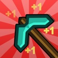 Clickcraft: Quest for Minerals - The Billionaire Pickaxe Crafting & Block Mining Clicker Game!