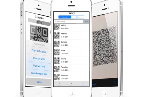 QR Kit Pro:Best Free app for Scan Solution screenshot 2