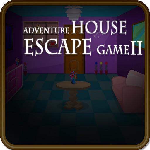 Adventure of House Escape Game 2 iOS App