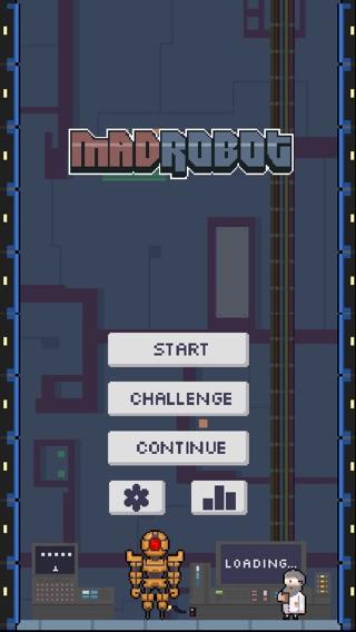 MadRobot X Screenshot