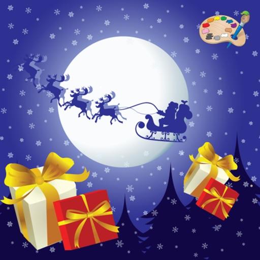 Kerst Kleurplaten Spelletjes.Kleurboek Kerstmis Voor Peuters Kerst Kleurplaten Voor
