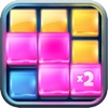 Free to Fit - Crazy Block Puzzle Tangram Grid 1010 Deluxe Hex