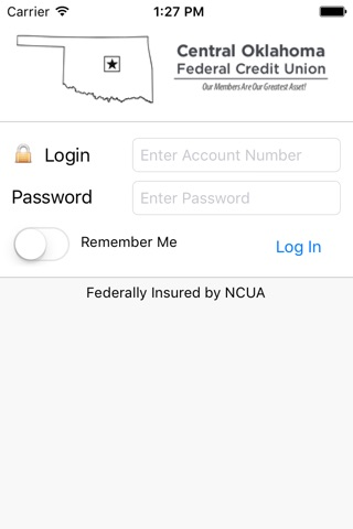 COFCU Mobile Banking screenshot 1