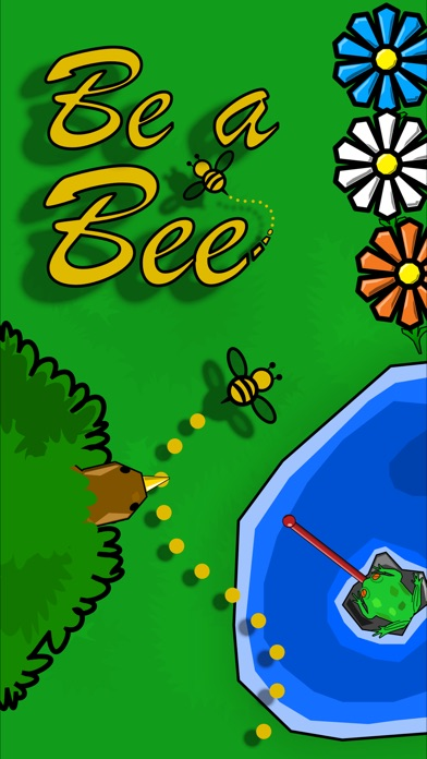 Be a Bee - Endless Flight Screenshot