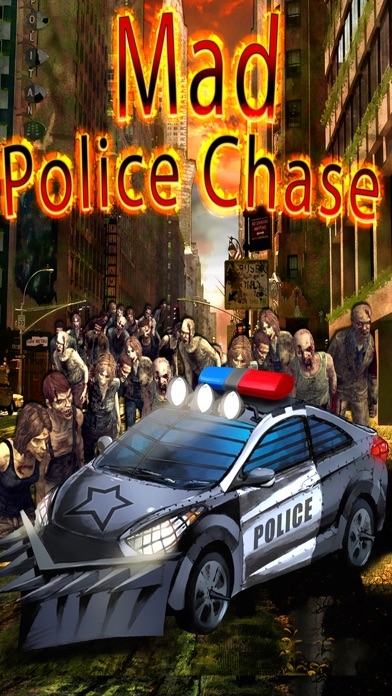 Mad Police Chase - Real Cops Free Screenshot