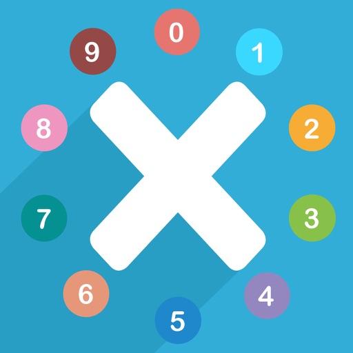 A Basic Maths Multiplication Tables for Kids - Train Your Brain iOS App