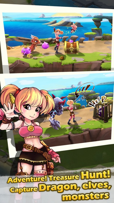 Royale Summoners - War Of Dragon And Monster Screenshot