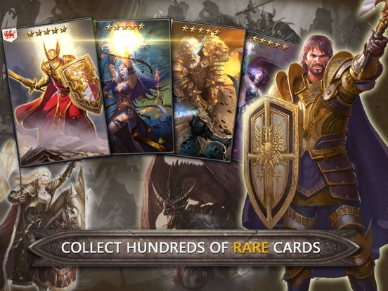 Screenshots of Heroes of Camelot for iPad