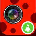 LadyBug Filter Cam + icon