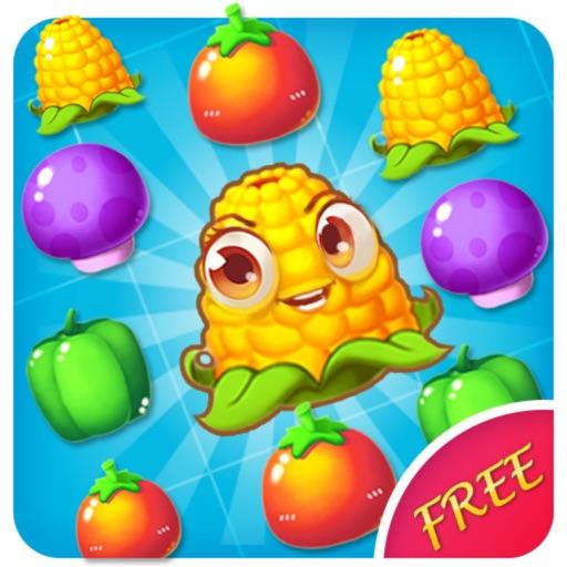 Heros Fruit Story: Match Mania iOS App