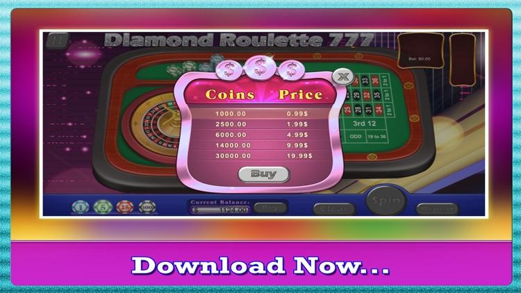 Free roulette 777 huxley roulette wheel price
