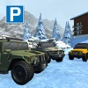Snow Truck Parking - Extreme Off-Road Winter Driving Simulato...