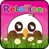 關係:學習教育遊戲的孩子加入兒童發展 - 免費的!