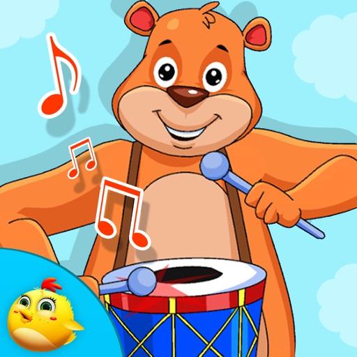 Kids Nursery Rhymes Fun iOS App