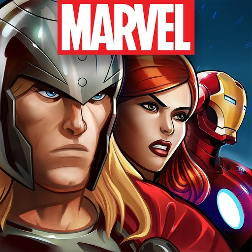 Download Marvel: Avengers Alliance 2 free for iPhone, iPod and iPad