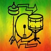 Reggae Drum Loops 应用 費iPhone / iPad