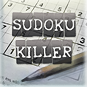 Sudoku Killer: Killer Sudoku Puzzles for Your iPhone and iPad icon