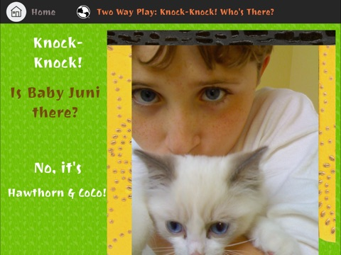 Knock-Knock! Who's There? screenshot 3