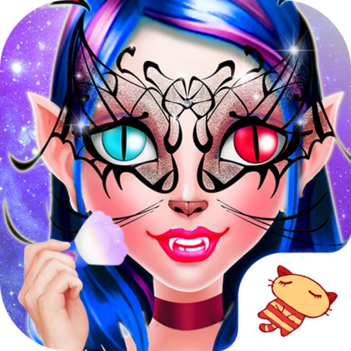 Spider Queen Rock Style - Makeup/Fashion Design/Pretty Girl iOS App