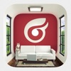 TapGlance Interior Design app free for iPhone/iPad