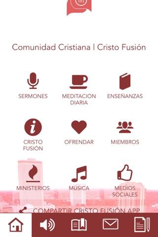 Cristo Fusión screenshot 2