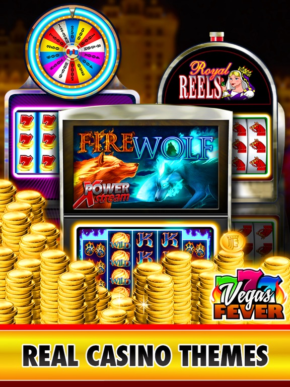 Vintage Vegas Slot Machine - Play Now for Free or Real Money