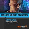 Miro Pajic - The Art of Techno