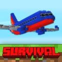 Aircraft Survival . Kostenlos Flugzeug Simulator Luft Krieg Fliegen Spiel icon