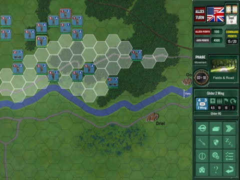 Assault on Arnhem Screenshot