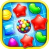Candy Fantasy match 3: story best puzzle
