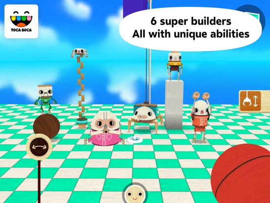 Screenshot #2 for Toca Builders