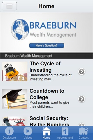 Braeburn Wealth Management screenshot 2