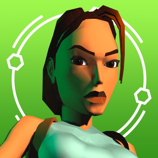 Tomb Raider I iOS App