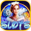 Ice & Fire Slots - Age Vegas Slot Game with Queen Ice Themes Free!