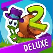 Snail Bob 2: niedlicher Physik-Puzzler für iOS aktuell kostenlos