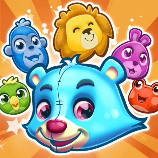 Teddy Bear Heroes! iOS App