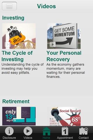 Matsock Insurance & Financial screenshot 3