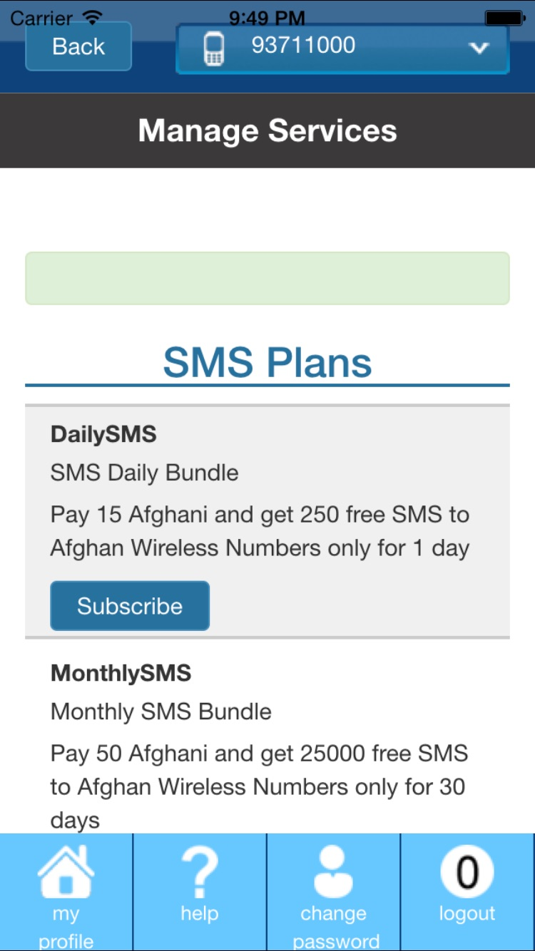 my afghan wireless by afghan wireless communication company my afghan wireless