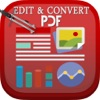 編集PDFファイル&PDFに写真を変換する - 編集ドキュメント、画像やDropboxのための書類に署名