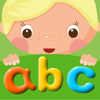 Cute ABC - children learn the letters and simple words
