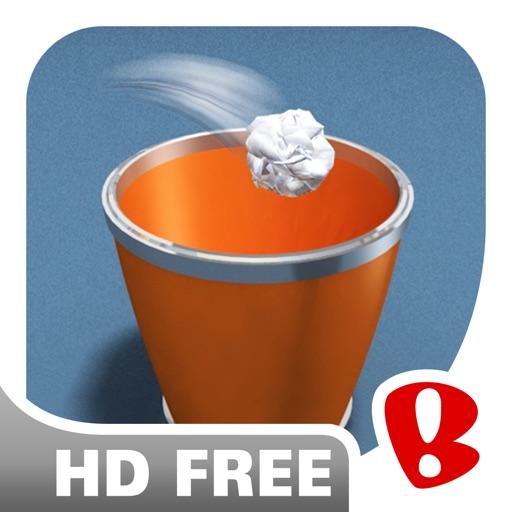 Paper Toss HD Free — 扔纸团